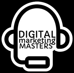 Digital Marketing Masters Sticker